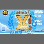 XLSIOR Mykonos | Bogota à Bogotá le mar. 30 avril 2019 de 21h00 à 05h00 (Clubbing Gay)