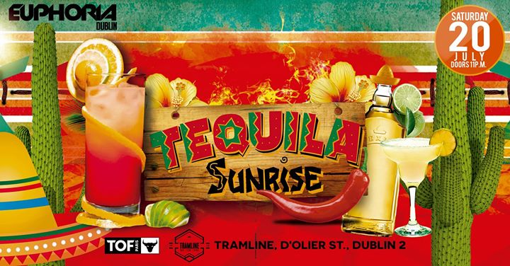 Euphoria presents Tequila Sunrise with DJ Alex Lo (Mexico) in Dublin le Sat, July 20, 2019 from 11:00 pm to 03:45 am (Clubbing Gay)