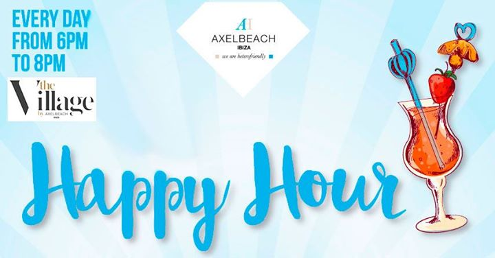 Happy Hour EVERY DAY! a Sant Josep de Sa Talaia le dom 18 agosto 2019 18:00-20:00 (After-work Gay, Etero friendly)