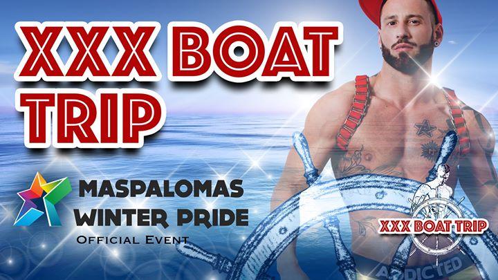XXX Boat Trip - Winter Pride Edition in Playa del Ingles le Do  7. November, 2019 13.00 bis 19.00 (Kreuzfahrt Gay)