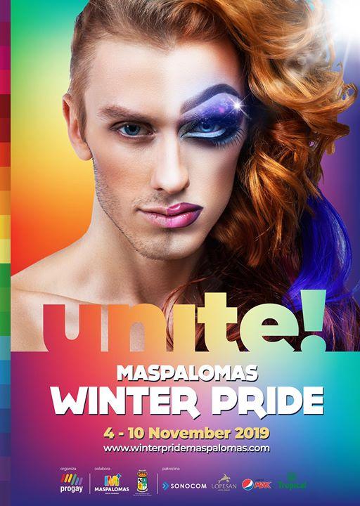 Winter Pride Maspalomas 2019 in Maspalomas from  4 til November 10, 2019 (Festival Gay)