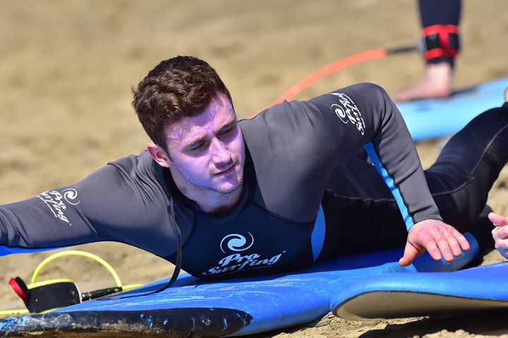 Fetish Week Surfing Experience em Playa del Ingles le seg,  7 outubro 2019 12:00-18:00 (Festival Gay)
