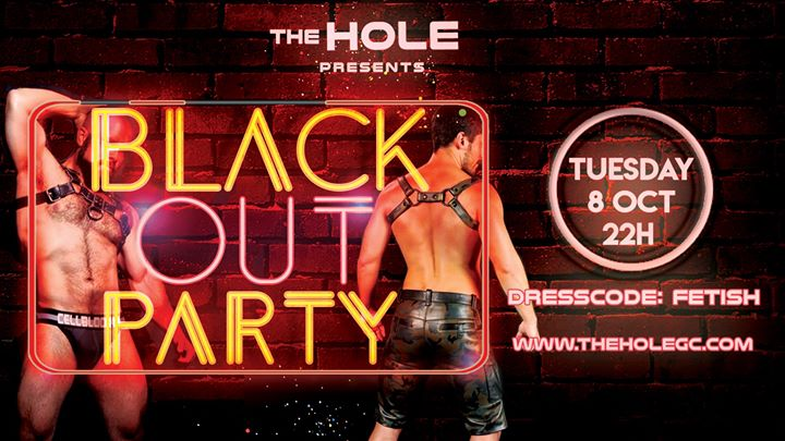 Fetish Black Out - Maspalomas Fetish Week 2019 in Playa del Ingles le Tue, October  8, 2019 from 10:00 pm to 04:00 am (Sex Gay)
