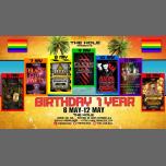 XXL Birthday The Hole 1 year - Gay Pride Maspalomas 2019 in Playa del Ingles from  6 til May 13, 2019 (Sex Gay)