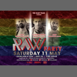 Raw Party - Gay Pride Maspalomas 2019 à Playa del Ingles le sam. 11 mai 2019 de 22h00 à 05h00 (Sexe Gay)