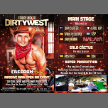 FREEDOM Party - Dirty West - Massive Main Event Maspalomas Pride à San Agustín le ven. 10 mai 2019 de 12h00 à 22h00 (Clubbing Gay, Lesbienne)