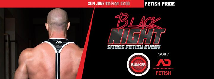 Black Night in Sitges le Sun, June  9, 2019 from 02:00 am to 05:30 am (Sex Gay, Lesbian)