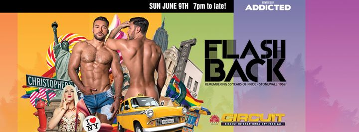 Matinee Sitges Pride - Circuit Pre Party in Sitges le Sun, June  9, 2019 from 02:00 am to 05:30 am (Clubbing Gay, Lesbian)