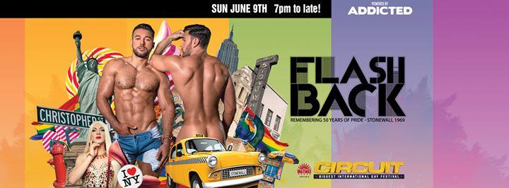 Matinee Sitges Pride - Circuit Pre Party à Sitges le dim.  9 juin 2019 de 02h00 à 05h30 (Clubbing Gay, Lesbienne)