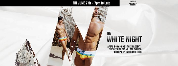 WHITE NIGHT in Sitges le Fri, June  7, 2019 from 02:00 am to 05:30 am (Clubbing Gay, Lesbian)