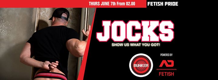 JOCKS - Fetish Night in Sitges le Thu, June  6, 2019 from 02:00 am to 05:30 am (Sex Gay, Lesbian)