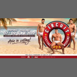 Circuit Festival Asia Weekend 2019 en Pattaya del  7 al  9 de junio de 2019 (Festival Gay)