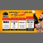 Matinée Easter Weekend · 18th-21st April 2019 · Barcelona à Barcelone du 18 au 22 avril 2019 (Festival Gay)