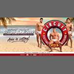 Circuit Festival Asia Weekend 2019 à Pattaya du  7 au  9 juin 2019 (Festival Gay)