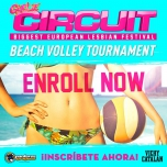 Torneo de vóley playa Girlie Circuit Festival & Panteres Grogues in Barcelona le Sun, August 12, 2018 from 09:00 am to 05:00 pm (Sport Lesbian)