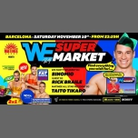 WE SuperMarket · Pervert Club à Barcelone le sam. 10 novembre 2018 de 23h59 à 06h00 (Clubbing Gay)