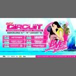Girlie Circuit Festival · 14th-19th August 2018 · Barcelona à Barcelone du 14 au 20 août 2018 (Clubbing Lesbienne)
