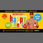 Forever Tel Aviv Happy Meal · Pervert Club · Saturday February 9 à Barcelone le sam.  9 février 2019 de 23h59 à 06h00 (Clubbing Gay)