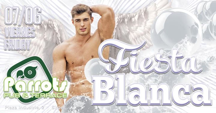 Fiesta Blanca/white party à Sitges le ven.  7 juin 2019 à 17h00 (After-Work Gay, Lesbienne)