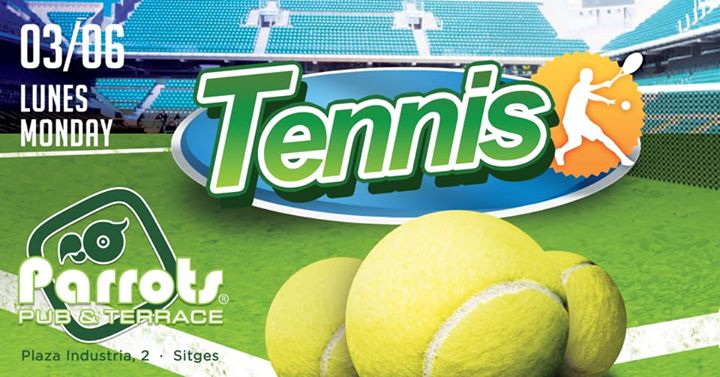 Tennis: una partida? one match? à Sitges le lun.  3 juin 2019 à 16h00 (After-Work Gay, Lesbienne)