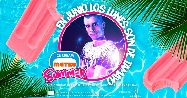 Los lunesTAMAYO en Metro Disco en Barcelona le lun  7 de octubre de 2019 23:59-06:00 (Clubbing Gay)