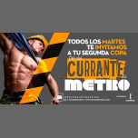 Martes día del Currante en Metro in Barcelona le Tue, April  9, 2019 from 11:59 pm to 06:00 am (Clubbing Gay)