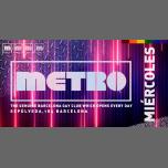 ¡Bingo Show! - cada miércoles en Metro Disco in Barcelone le Mi 13. März, 2019 23.59 bis 06.50 (Clubbing Gay)
