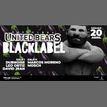 United BEARS · Black Label · 20 ABRIL 19 in Barcelone le Sa 20. April, 2019 23.59 bis 06.00 (Clubbing Gay)