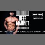 BEEF Market · sunday gay party à Barcelone le dim. 18 novembre 2018 de 23h59 à 05h00 (Clubbing Gay)