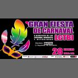 Gran Fiesta de Carnaval LGTBI a Barcellona le gio 28 febbraio 2019 00:00-05:00 (Clubbing Gay, Lesbica)