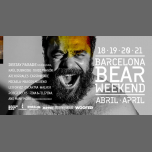 BBW · Barcelona Bear Weekend 2019 en Barcelona del 18 al 21 de abril de 2019 (Festival Gay, Oso)