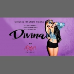 DiViNA GiRLS & FRiENDS FiESTA in Barcelona le Fri, October 19, 2018 from 11:00 pm to 06:00 am (Clubbing Gay Friendly, Lesbian)