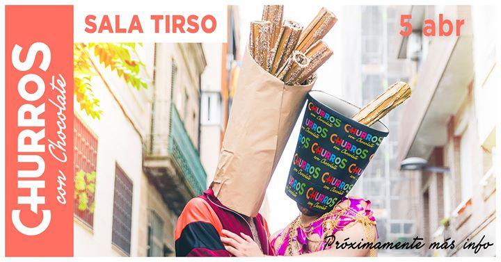 Churros con Chocolate MAD - 5 abril em Madrid le dom, 19 abril 2020 18:00-05:00 (Clubbing Gay)