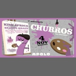 Churros con Chocolate BCN - HDA - 7º Aniversario in Barcelona le Sun, November  4, 2018 from 06:00 pm to 05:00 am (Clubbing Gay)