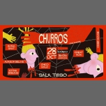 Churros con Chocolate MAD - Zombie Party in Madrid le Sun, October 28, 2018 from 06:00 pm to 05:00 am (Clubbing Gay)