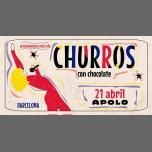 Churros con Chocolate BCN - 21 Abril en Barcelona le dom 21 de abril de 2019 18:00-05:00 (Clubbing Gay)