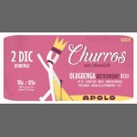 Churros con Chocolate BCN - Queen in Barcelona le Sun, December  2, 2018 from 06:00 pm to 05:00 am (Clubbing Gay)