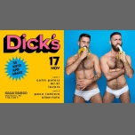 Dick´s - Tus nuevos super sábados in Barcelona le Sat, November 17, 2018 from 11:59 pm to 06:00 am (Clubbing Gay Friendly, Lesbian Friendly)