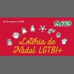 Loteria de Nadal lgtbi+ à Barcelone le jeu. 13 décembre 2018 de 14h00 à 16h00 (Rencontres / Débats Gay, Lesbienne, Trans, Bi)