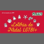 Loteria de Nadal lgtbi+ in Barcelona le Fri, November 16, 2018 from 02:00 pm to 04:00 pm (Meetings / Discussions Gay, Lesbian, Trans, Bi)