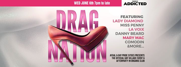 Dragnation - The After Party à Sitges le mer.  5 juin 2019 de 02h00 à 05h30 (Clubbing Gay)