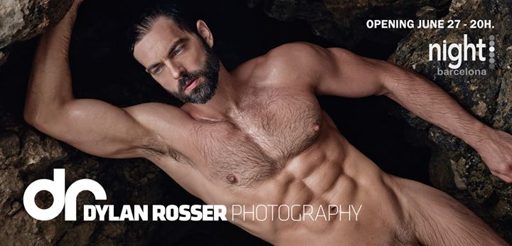 Dylan Rosser Photography en Barcelona le mié 10 de julio de 2019 18:00-03:00 (Expo Gay)