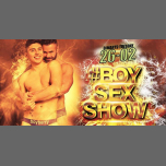 Boysexshow in Barcelona le Tue, February 26, 2019 from 11:00 pm to 02:30 am (Sex Gay)