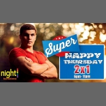 Super Happy Thursday in Barcelona le Thu, November 22, 2018 from 06:00 pm to 11:00 pm (Sex Gay)