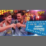 Happy Evening à Barcelone le lun.  4 mars 2019 de 18h00 à 21h00 (Sexe Gay)