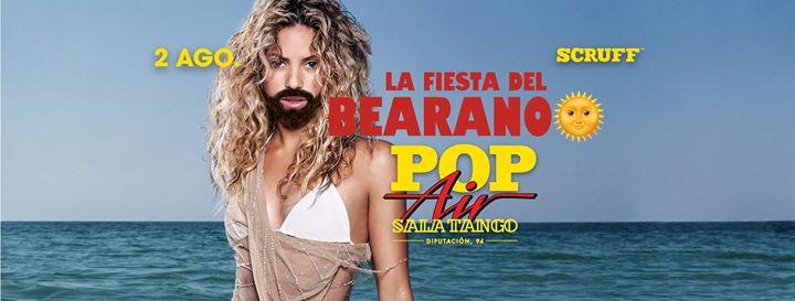 POPair : La Fiesta del Bearano a Barcellona le ven  2 agosto 2019 23:59-06:30 (Clubbing Gay)