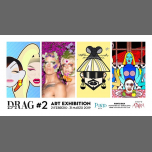 DRAG is Burning #2 · Exposición en Punto BCN à Barcelone le dim. 31 mars 2019 de 18h00 à 02h00 (Expo Gay)