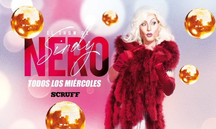 Miércoles de SHOW con Sindy Nero in Barcelone le Mi 12. Juni, 2019 23.55 bis 05.00 (Clubbing Gay)