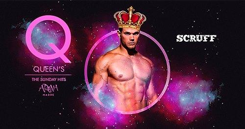 Queen's The Sunday HITS en Arena Classic à Barcelone le dim. 14 juillet 2019 de 23h00 à 05h00 (Clubbing Gay)