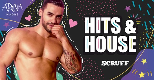 Miércoles de HITS & HOUSE en Arena Madre in Barcelona le Wed, July  3, 2019 from 11:45 pm to 05:00 am (Clubbing Gay)